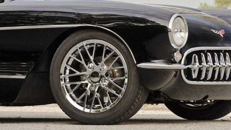 1957 Chevrolet Corvette Resto Mod - 10
