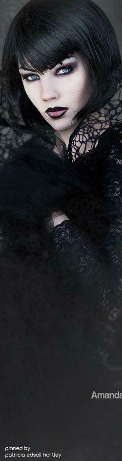 Goth II by Amanda Diaz