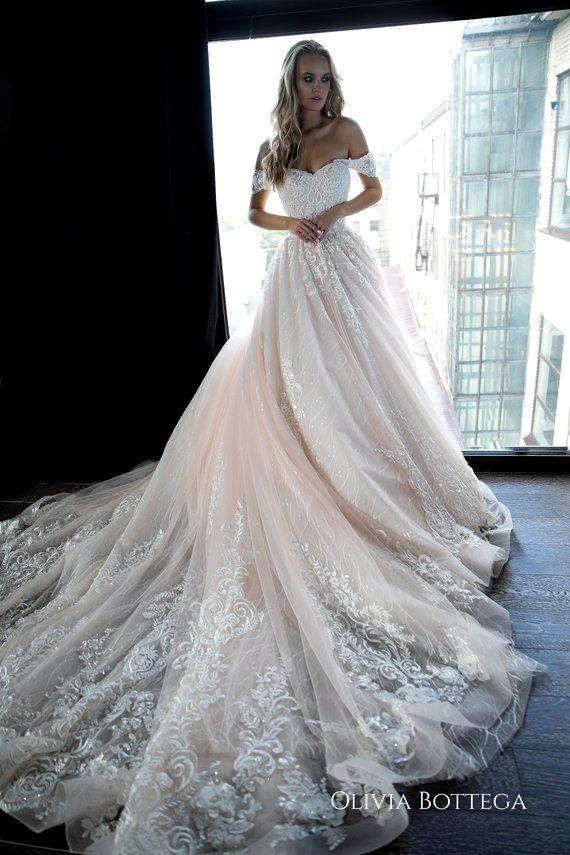 New Romantic Bridal Dresses