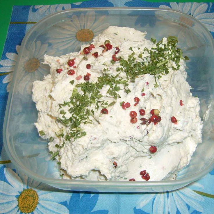 Rezept Matjes Hering Aufstrich von Küchenzwergi - Rezept der Kategorie Saucen/Dips/Brotaufstriche