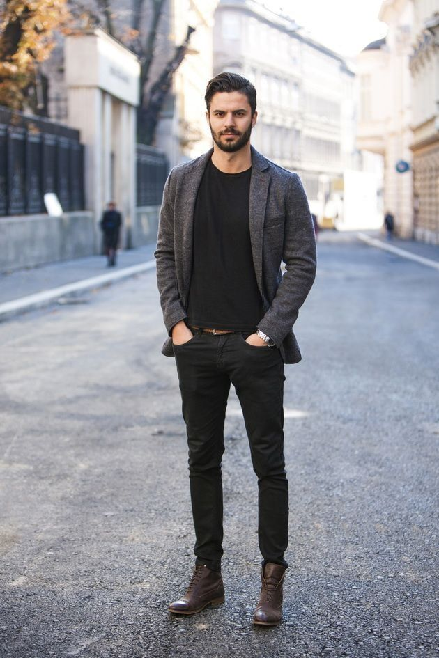 35 Fabulous Men Outfit Idea in Spring – #Fabulous # Spring #Idea #Men #Outfit