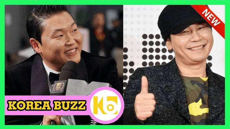 PSY Reveals Gangnam Style Wouldnt Have Existed Without Yang Hyun Suk