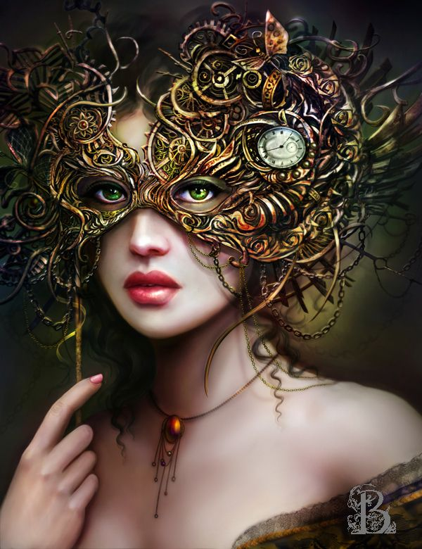 Fantasy Art & Illustration by Brooke Gillette - digital art illustrations and book covers
