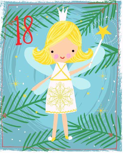 Day 18 Just Kids Ltd Advent