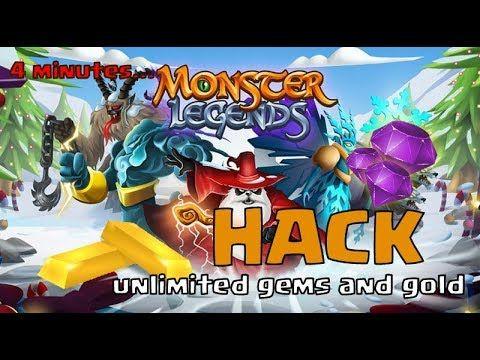 monster legends hack 2018 no human verification