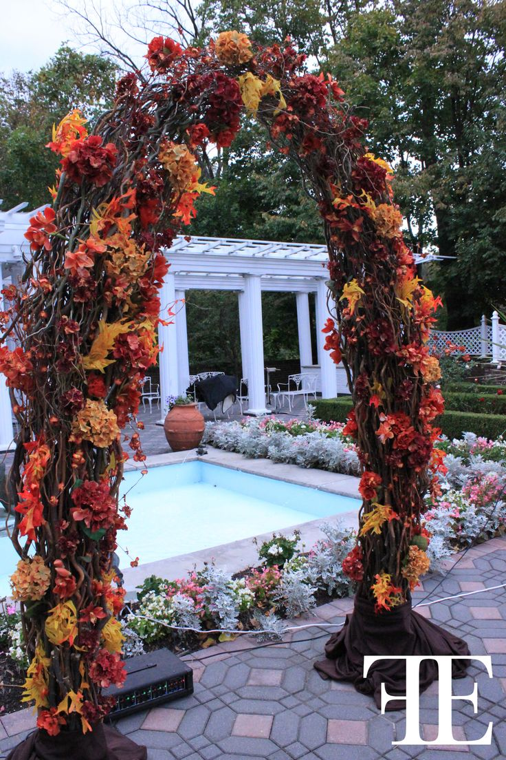 17 Best Images About DECOR: Ceremony Structures On