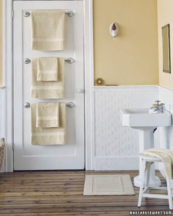 10 ideas DIY para baños pequeños en 2019 | Hogar | Pinterest | Small ...
