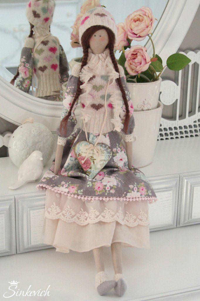Куклы Тильда от Нади Синкевич