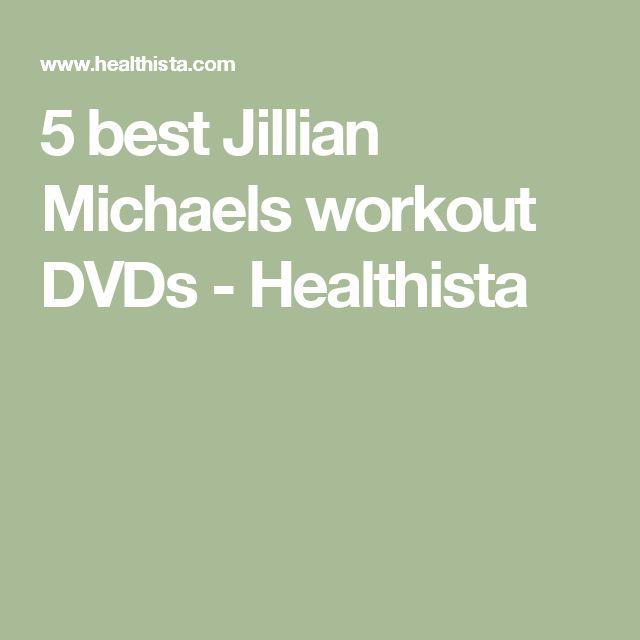 5 best Jillian Michaels workout DVDs - Healthista