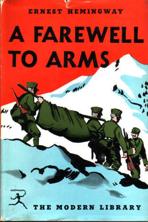 ernest hemingways a farewell to arms a novel about love and war Ernest hemingway's ''a farewell to arms'' is considered by some critics to be the best novel written in the wwi era learn why readers still love.