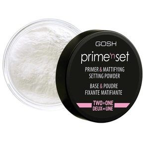 . GOSH Velvet Touch Primer & Setting Powder - Transparent