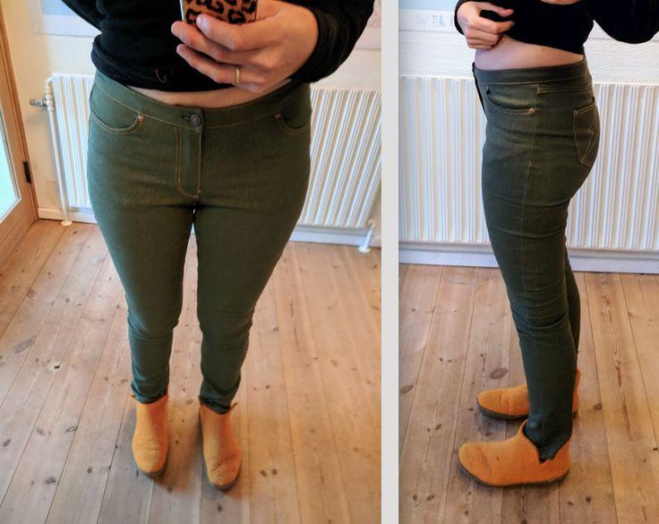 Liana Jeans, Itch to Stitch
