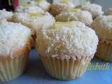 Ricetta muffin cocco e ananas
