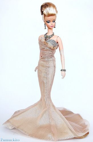 Barbie High Tea Savories with Behind the Drama FR Dress | Flickr - Photo Sharing!