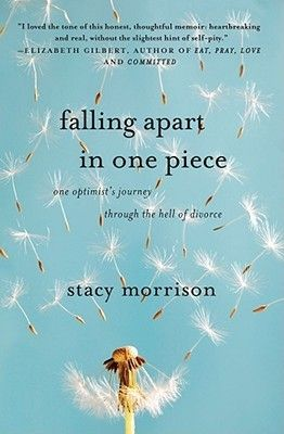 The emotionally charged story of a divorce that brought the surprising gift of grace Just when Stacy Morrison thought everything in her life had come together, her husband of ten years announced that he wanted a divorce.  #divorcecareforwomen #divorce #nowwhat #whoamInow #lifeZINGcoach