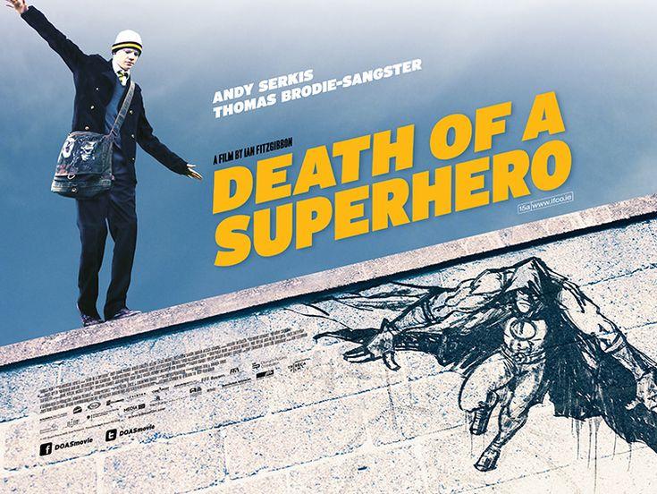 Фильм недели: «Смерть супергероя»
