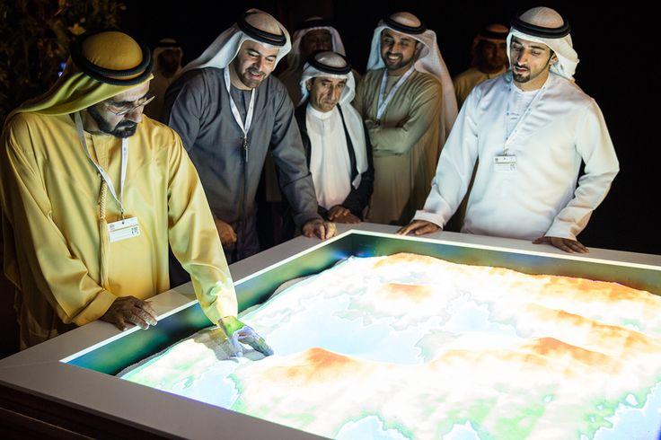 The Museum of Future Government Services, Dubai 2014