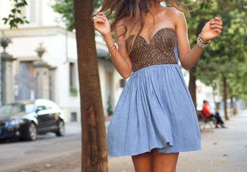 Chambray dresses.: Summer Dresses, Spring Dresses, Style, Clothing, Cute Dresses, Leopards Prints, Girls Fashion, Fashion Photography, Bride Dresses