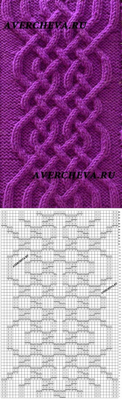 """797 Pattern """"Spit 40 loops» 