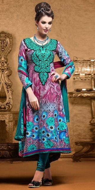 Indian Designer Salwar Kameez 2014