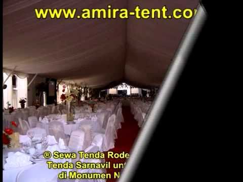 Rental Tenda Sarnafil / Kerucut, http://amira-tent.com
