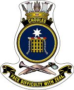 HMAS Choules (L100) 2003, is a Bay-class landing ship that served with the Royal…
