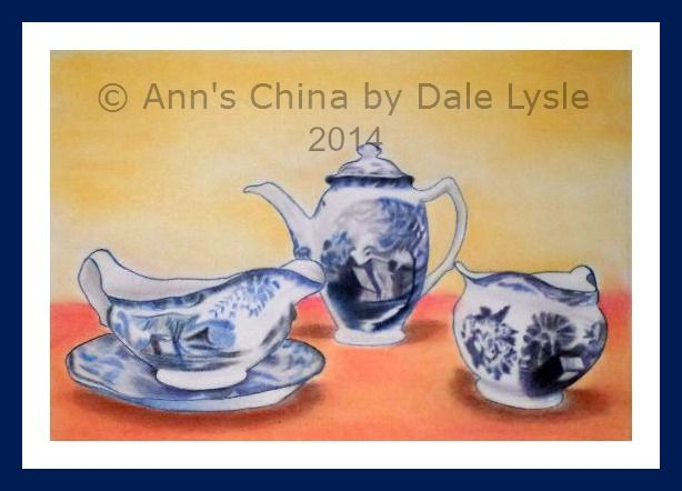 FOR SALE - $65.00. Ann's China. Polychromos pencils on A3 Eraldo di Paolo paper. My own reference.