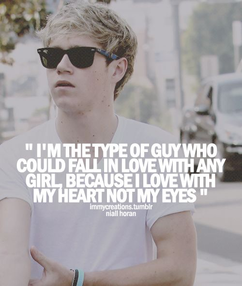 one direction quotes | One Direction Niall Quotes♥  he's making it harder for me to not like harry and louis the most adgjsfdgagds