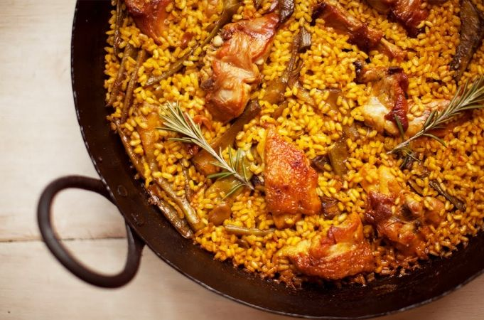 How To Make Spanish Paella