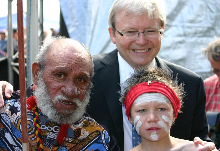 Kevin Rudd, Prime Minister of Australia.207-2010