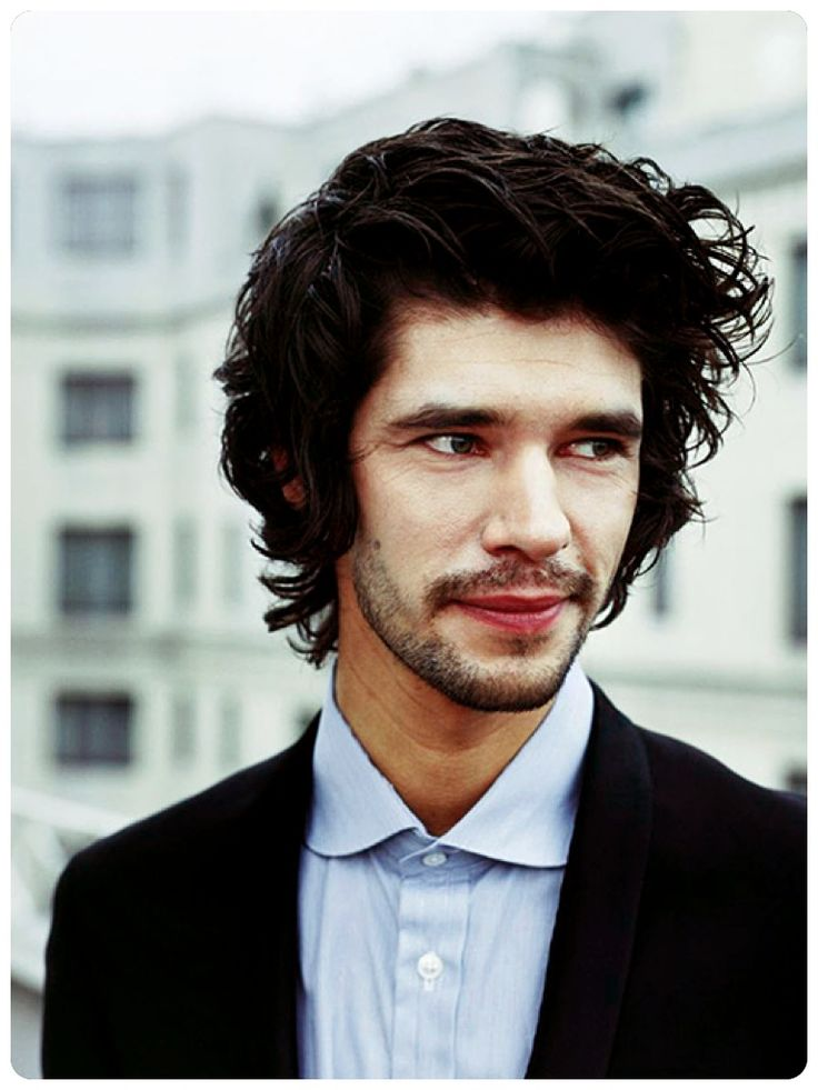 Ben Whishaw -  My vote for Morpheus in an adaptation of Gaiman's Sandman.