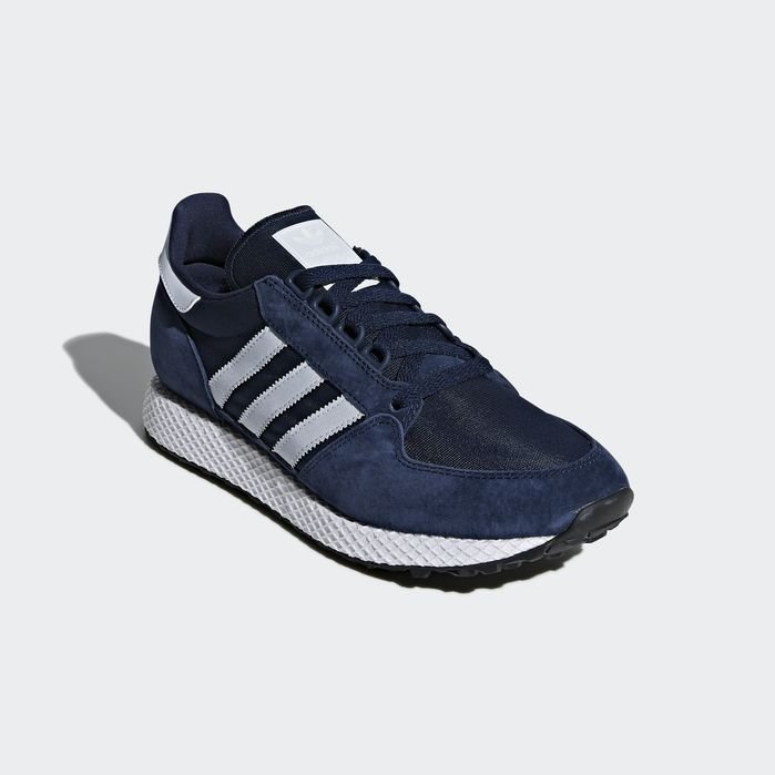 Forest Grove Shoes Navy Blue 5 Mens | Womens red shoes ...