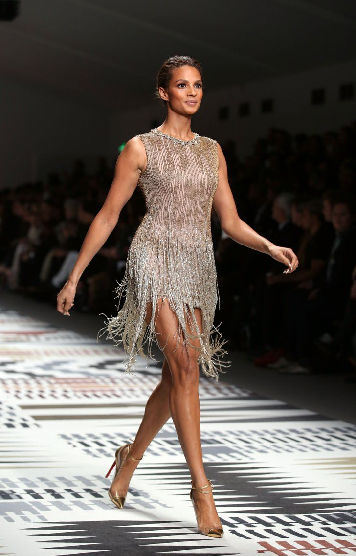 Pin for Later: Naomi Campbell and Her Celebrity Friends Start London Fashion…