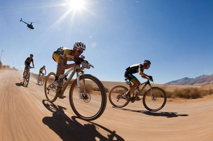 Burry Stander - ABSA Cape Epic 2012