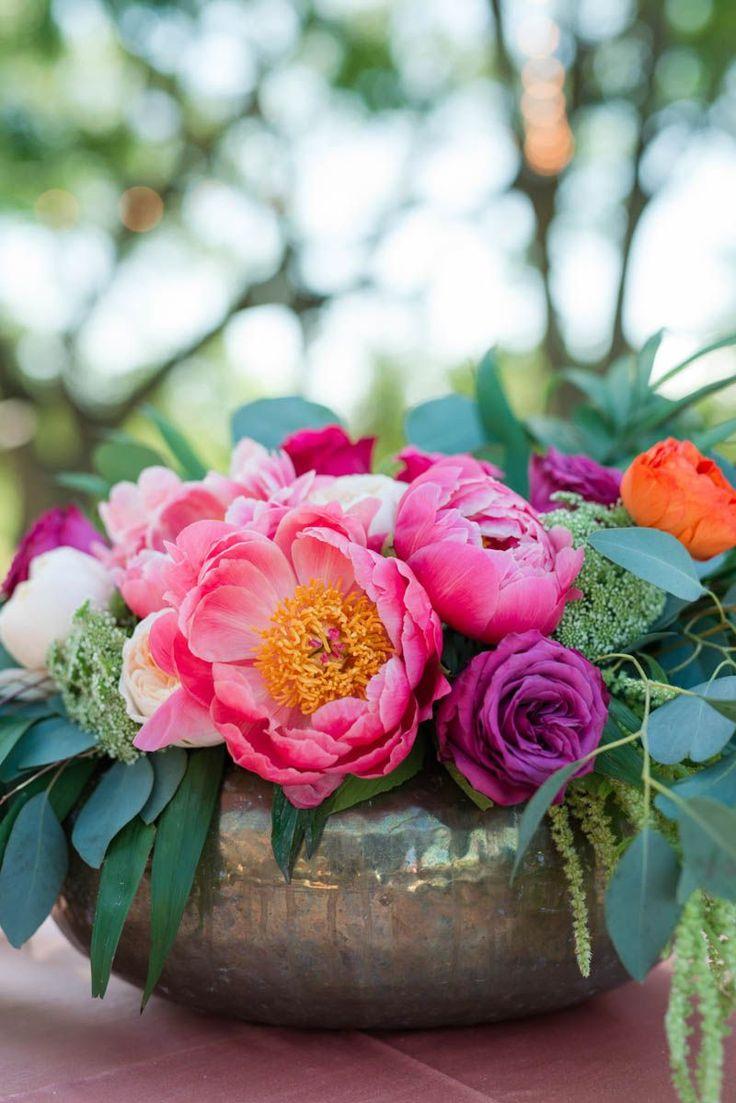 269 best ::Coral Pink:: images on Pinterest   Flower arrangements ...