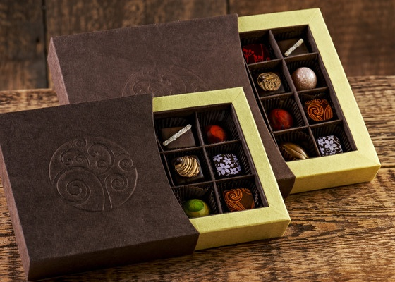Chcolate Box Beautiful Packaging Agcrewall