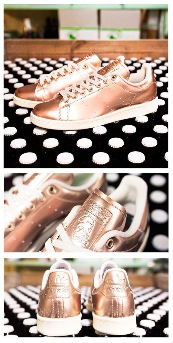 adidas originals stan smith 2 gold