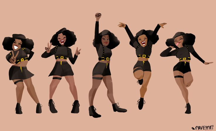 Beyoncé Dancers Super Bowl 50 Halftime Show Art