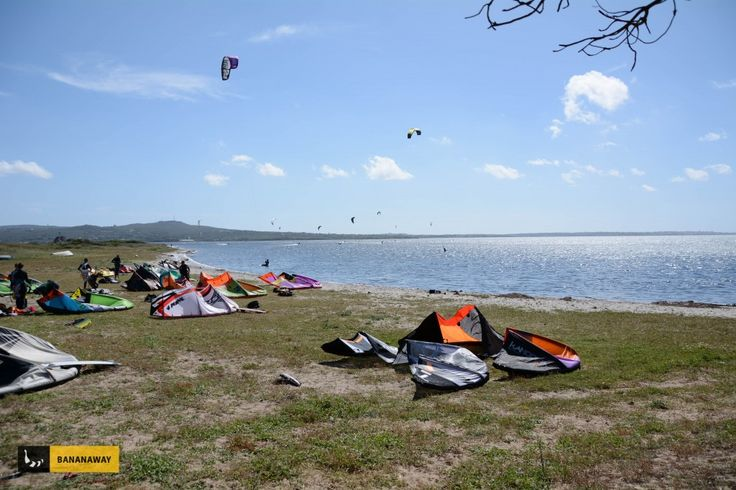 Meet Punta Trettu kite spot! This is our playground, spot, where we will teach you how to rock. ;)