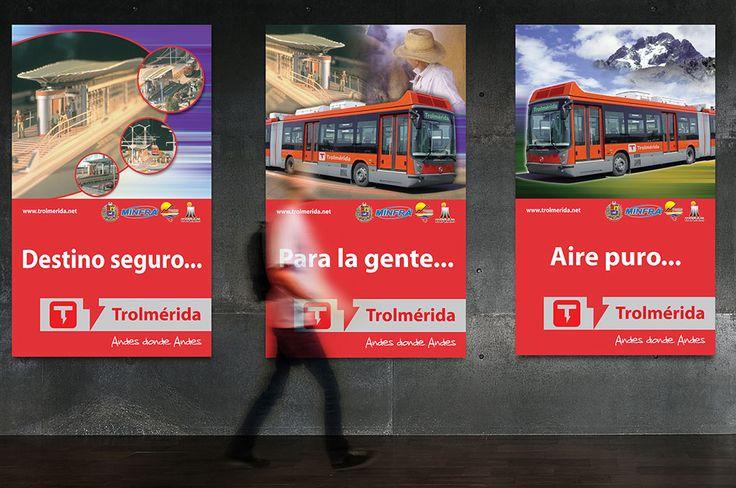 Vallas Sistema Trolmérida ● Cliente: Entrelíneas.