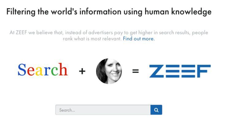 Zeef Pulls In $1.55M For Its Crowdsourced Link Directory   TechCrunch