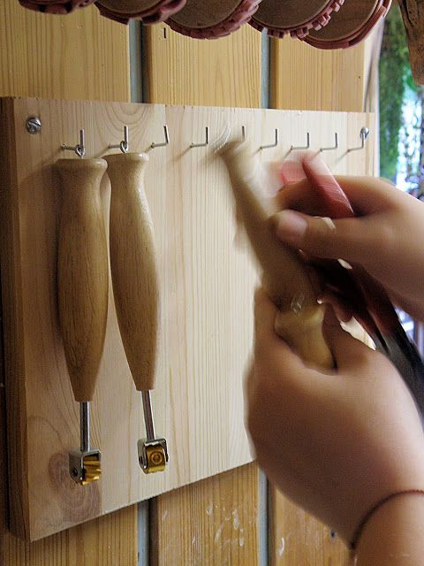 two lives Einklang / Werkstatt-Atelier: Neues Werkzeug...