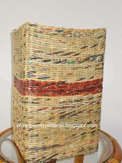 EkoWyplatanki: Koszyk do kuchni
