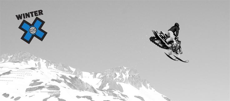 Tignes Winter X-Games 2012.