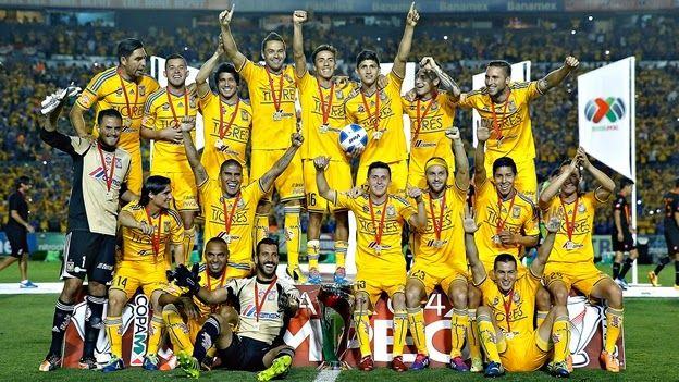 Tigres, Campeón de la Copa MX Clausura 2014, al derrotar 3-0 a Los Alebrijes de Oaxaca | Ximinia
