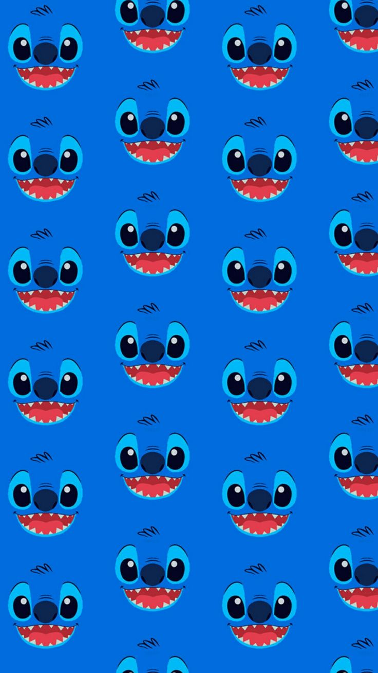 Tumblr iphone wallpaper stitch - My Home Screen Background