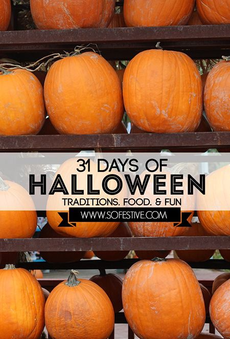 31 days of halloween movies 2017