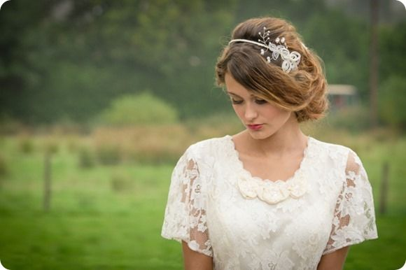 Country Life: Vintage Gowns