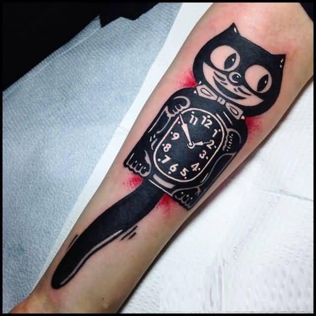 17 Best Ideas About Clock Tattoos On Pinterest