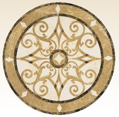 and best tile medallion flooring waterjet medallions stone tiles